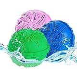 XM-ZHHY Lot de 2 balles de lavage respectueuses de l'environnement, 1000 balles de lavage réutilisables pour machine à laver,