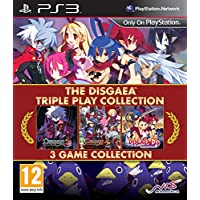 The Disgaea Triple Play Collection for (PS3)