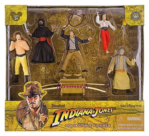 Indiana Jones Raiders Of The Lost Ark Figure Set Playset Walt Disney World Exclusive By Wdwdisney Picture