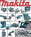 Makita Ea5000p45d 50cc Chainsaw Petrol Prof .325