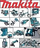 MAKITA GA7040S/1 180MM 110V ANGLE GRINDER