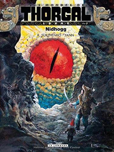 Louve  - tome 7 - Nidhogg