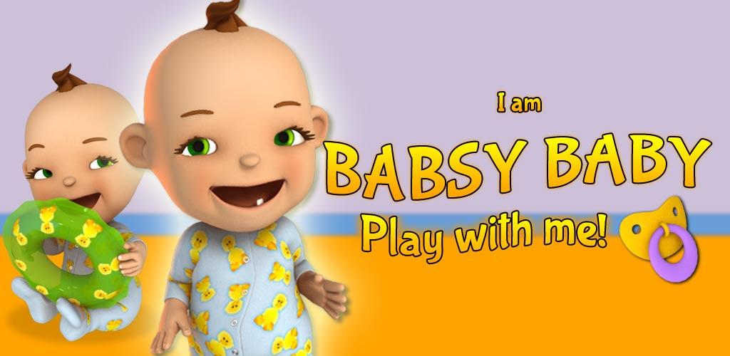 Zoom IMG-1 talking babsy baby free