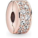 Pandora Femme Plaqué or Charms et perles - 781817CZ