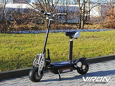 Elektro Scooter Elektroroller E-Scooter Roller Viron 36V / 800W Motor