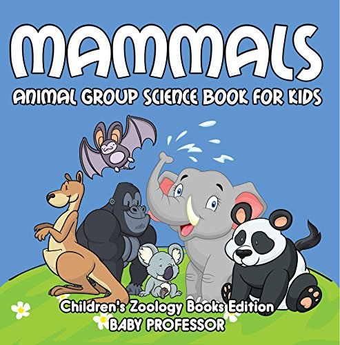 Libro Epub Gratis Mammals: Animal Group Science Book For Kids   Children's Zoology Books Edition