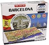 4D Cityscape 40050 - Barcelona Puzzle
