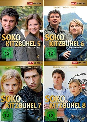 Box 5-8 (8 DVDs)