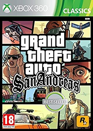 Grand Theft Auto: San Andreas - Classics