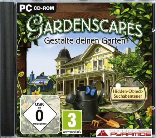 ak tronic Garden Scapes [Software Pyramide]