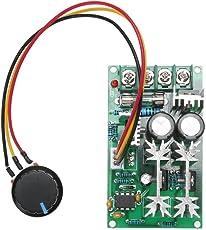 12V/24V/36V/48V/60V 1200W 20A PWM FAN Controller DC Motor Speed Control Switch