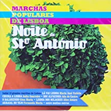 Marchas Populares de Lisboa - Noite de Santo Antonio - Varios Artistas [CD] 2010
