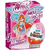 Ferrero - Kinderüberraschung 'Winx Club' - 4er