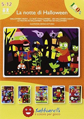 Sabbiarelli 100al0558álbum La Noche de Halloween