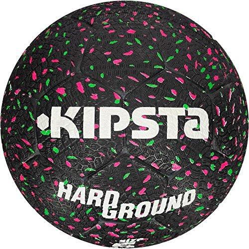 Kipsta HARDGROUND FOOTBALL Talla 5 - Negro Verde Rosa 713b47db5706