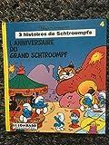 L'anniversaire du Grand Schtroumpf, tome 4