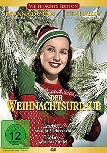 Der Weihnachtsurlaub [Import anglais]