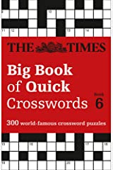 The Times Big Book of Quick Crosswords Book 6 Paperback