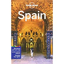 Lonely Planet Spain (Country Regional Guides)
