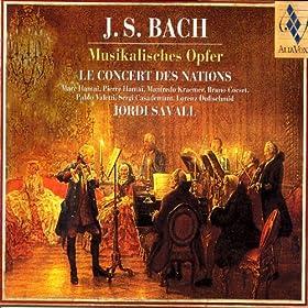Sonata Sopr'll Soggetto Reale: Allegro (Bach)