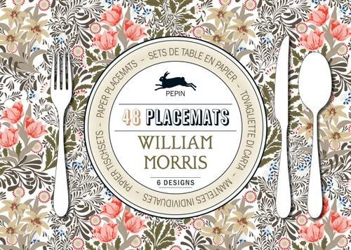 William Morris: Placemat Pad (Placemats) por Pepin Van Roojen