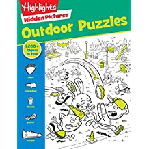 Outdoor Puzzles (Highlights™ Hidden Pictures®)