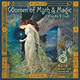 Women of Myth & Magic 2018 Calendar: Fantasy Art