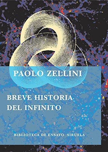 Breve historia del infinito (Biblioteca de Ensayo / Serie mayor)
