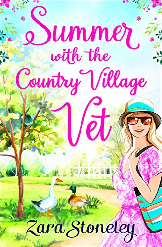summer-with-the-country-village-vet-love-in-langtry-meadows-book-1
