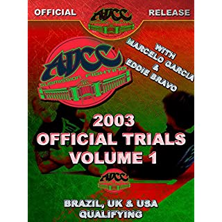 ADCC 2003 Qualifying Trials Vol 1 [OV]