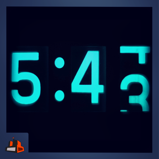 Clock in Motion - Speedy Clock Switching ! Scroll Clock