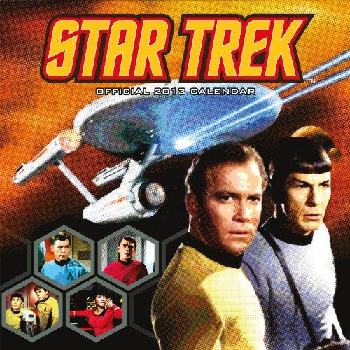 Official Star Trek 2013 Calendar (Calendar 2013) (Star Trek Kalender 2013)
