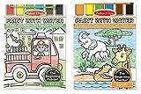 #5: Melissa and Doug Paint with Water Bundle: Safari & Vehicle