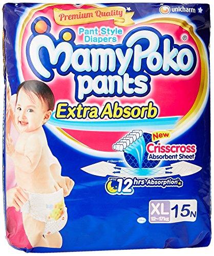 mamy poko pant diapers - 615dEp0k0NL - Mamy Poko Pant Diapers