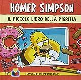 Il piccolo libro della pigrizia. Homer Simpson