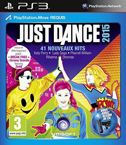 Just Dance (2015) Standard [PlayStation 3] (Ps3 2015 Just Dance)
