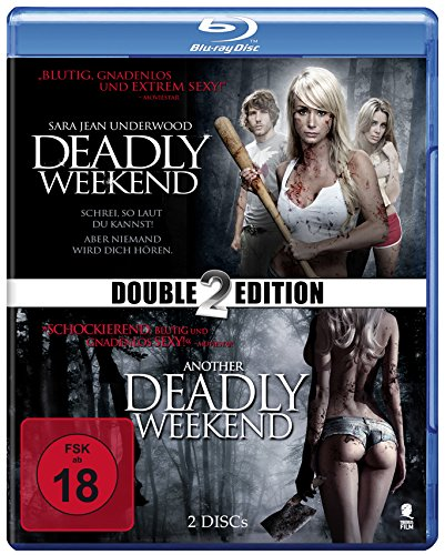 Bild von Deadly Weekend & Another Deadly Weekend - Double2Edition [Blu-ray]