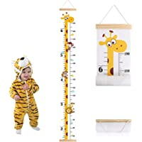 Romancy Baby Growth Chart Wooden Splicing Measuring Ruler Wooden Ruler Height Chart Baby Photography Props
