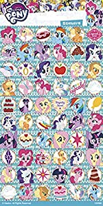 Peterkin 5006 My Little Pony - Mini Pegatinas