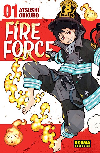 FIRE FORCE 01 por From Norma Editorial (Comics)