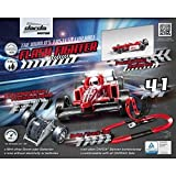 Darda Flash Fighter Race Track Set with Formula One Toy Car for Ages 5+ by KSM Toys