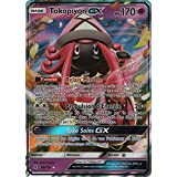 """Carte Pokémon """"Tokopiyon GX"""" 60/145 SL2 - Ultra Rare"""