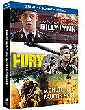 Coffret : Un jour dans la vie de Billy Lynn + Fury + La Chute du...