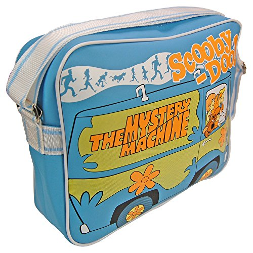 Scooby Doo Sports Bag - Mystery Machine Design