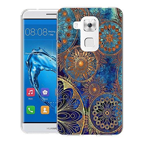FoneExpert® Huawei Nova Plus Tasche, Ultra dünn TPU Gel Hülle Silikon Case Cover Hüllen Schutzhülle Für Huawei Nova Plus