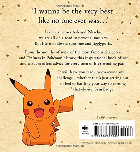 Image of The Essential Pokemon Book of Joy: Official (Pokémon)