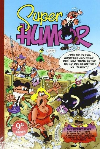 Los superpoderes   ¡Valor y al toro!   El caso del bacalao   La máquina del cambiazo   Contra el «gang» del Chicharrón (Súper Humor Mortadelo 20)