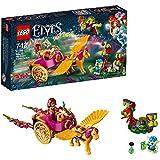 LEGO - 41186 - Elves - Jeu de Construction - L'évasion d'Azari de la forêt des gobelins