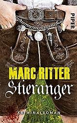 Stieranger: Kriminalroman (Garmisch-Krimis 3)