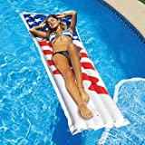 "Swimline 90176SL 72"" Americana Graphic Print Mattress"